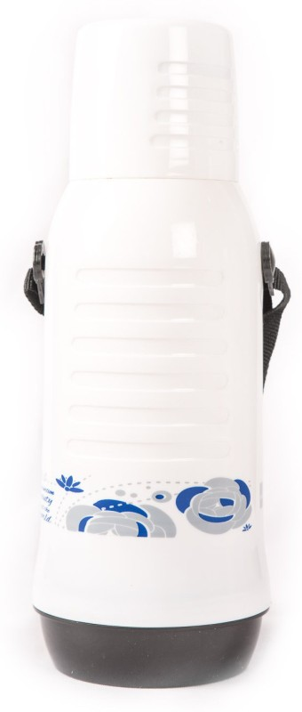 Cello Swiss 1000 ml Flask(Pack of 1, White)