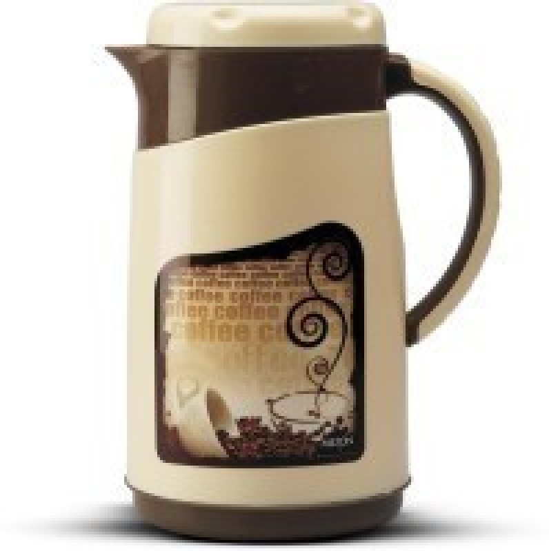 Milton Viva Tuff Jug 750 ml Brown Colour 750 ml Flask(Pack of 1, Brown)