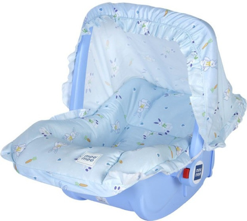 MeeMee COZY CARRY COT AND ROCKER(Multicolor)