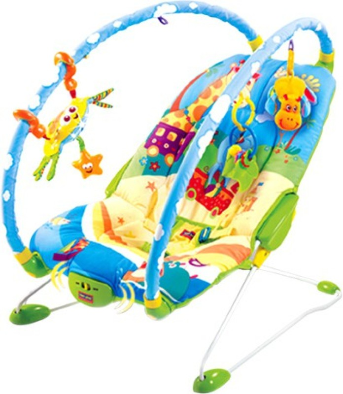 Tiny Love Gymini Bouncer Electric(Multicolor)
