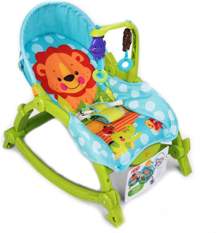 Silvan Baby bouncer Bouncer(Multicolor)