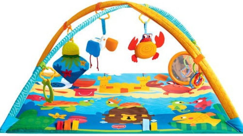 Tiny Love Gymini Under the Sea Bouncer(Multicolor)