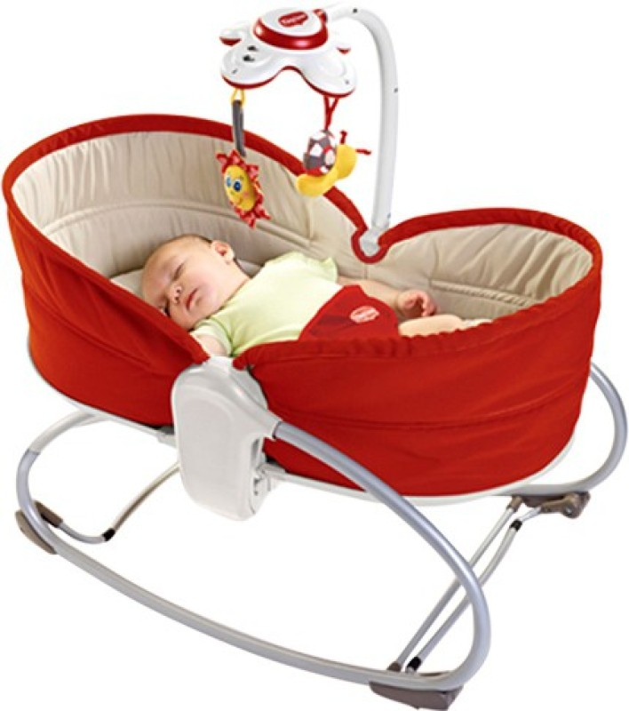 Tiny Love 3-In-1 Rocker NapperRed(Red)