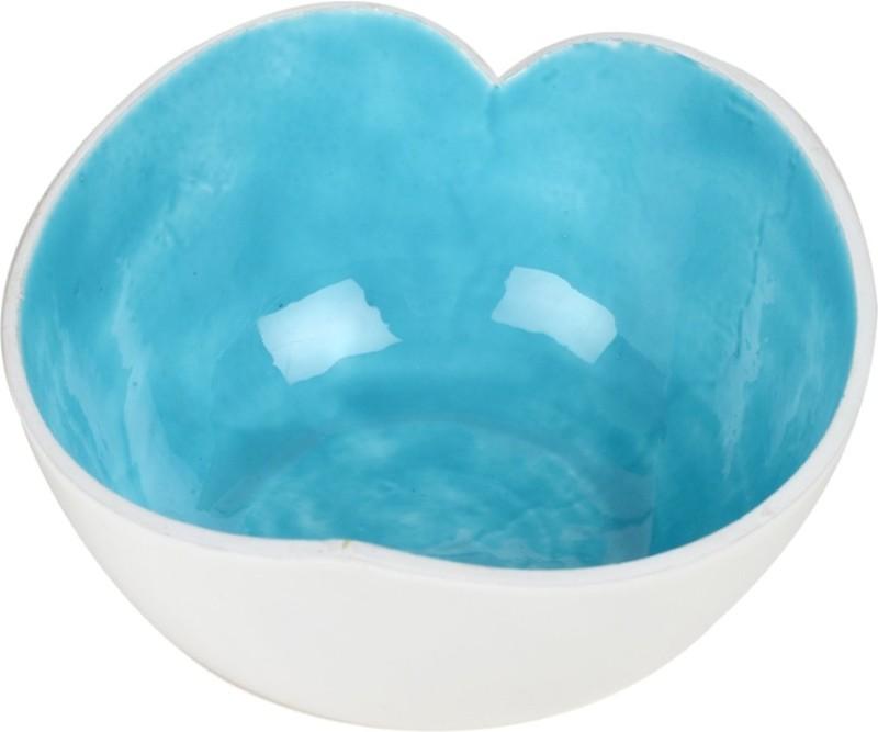 Color Palatte Aluminium Bowl(Blue, Pack of 1)