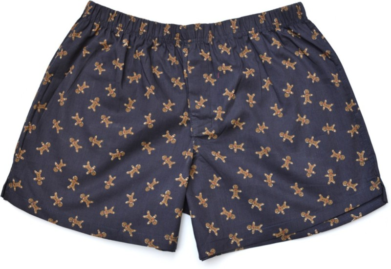 A boxer company Printed Mens Boxer(Pack of 1)