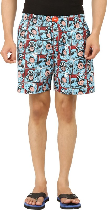A&G Printed Mens Boxer(Pack of 1)