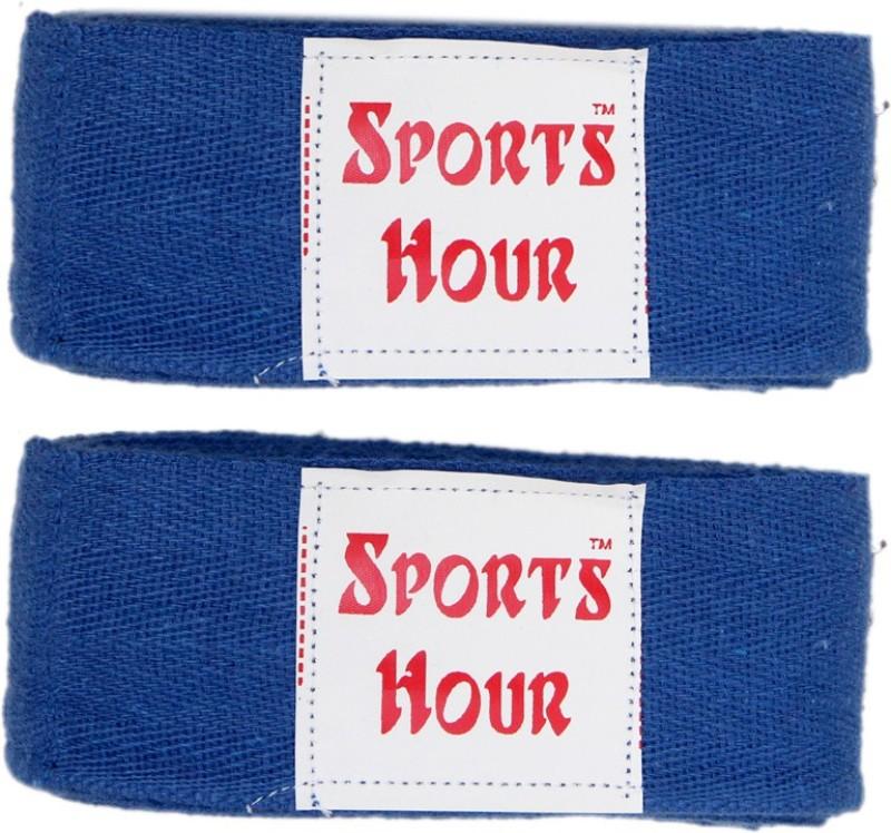 Sportshour BU-3M Blue Boxing Hand Wrap(Blue, 300 cm)
