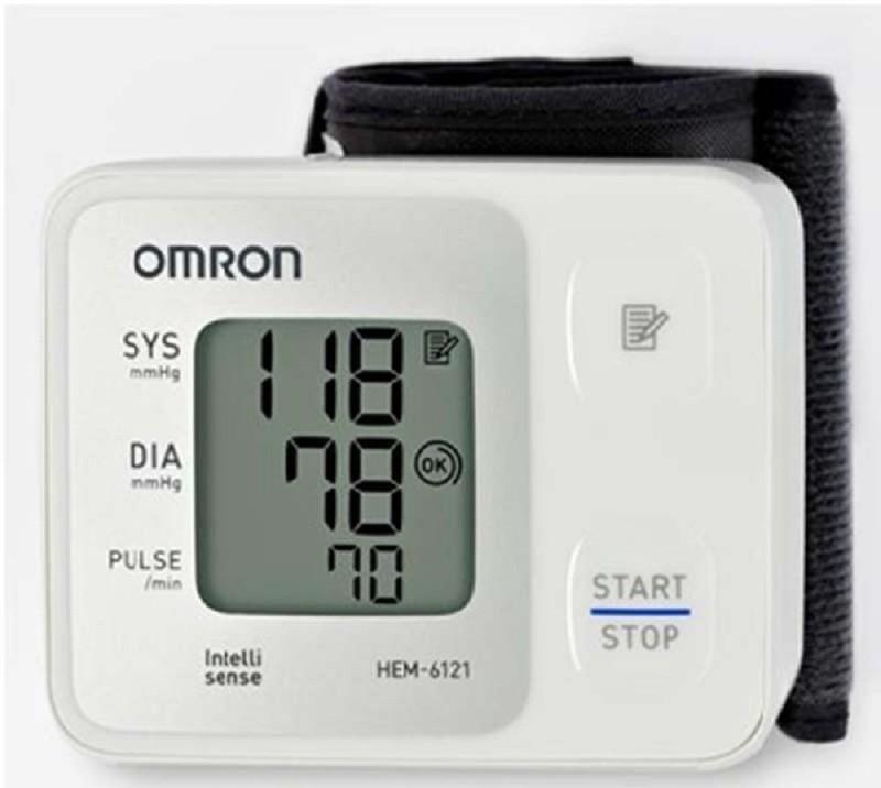 Omron 2 Bp Monitor(White)