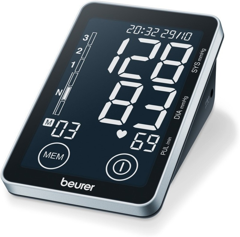 Beurer BM 58 Bp Monitor(Black)