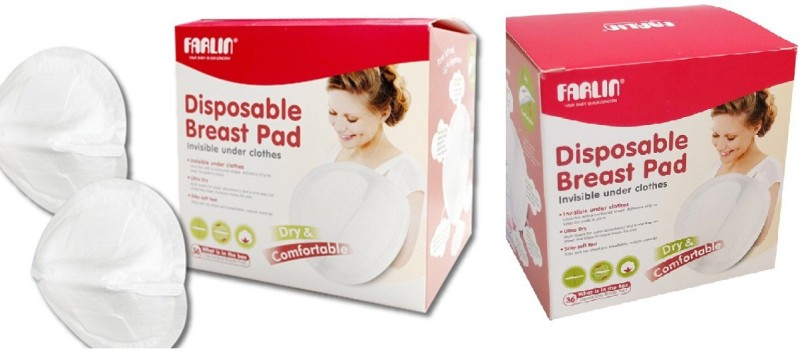 Farlin Disposable Breast Pad 36pcs Double(2 Pieces)