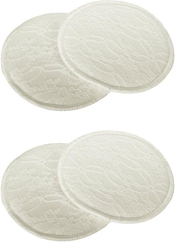 MeeMee Washable Maternity Nursing Breast Pads (4 Pcs)(4 Pieces)