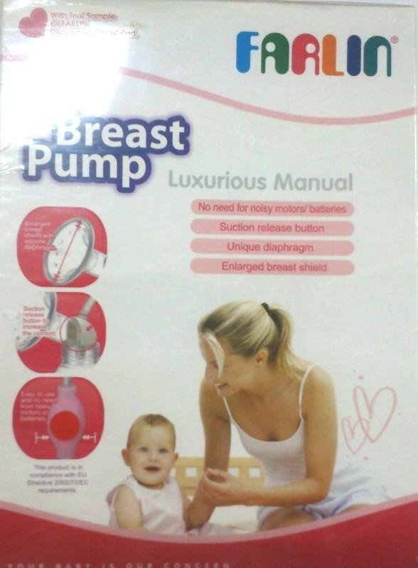 Farlin Manual Breast Pump  - Manual