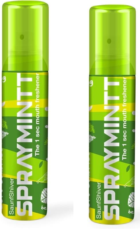 Midas Care Spraymintt Saunfshiver Pack of 2(30 g)