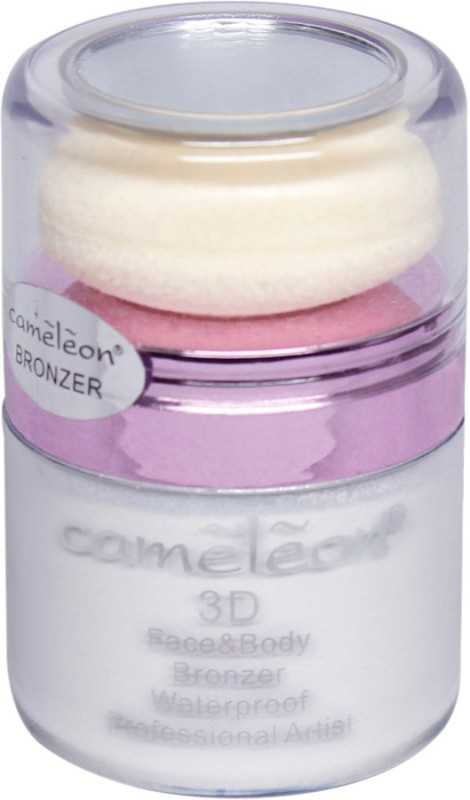 Cameleon 3D Face & Body Waterproof Bronzer(Silver)