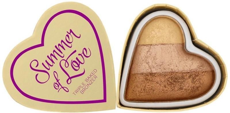 Makeup Revolution London Summer Of Love Triple Baked(Hot Summer Of Love)