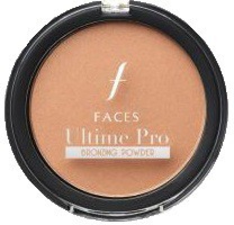 Faces Ultimate Pro Bronzing Powder(shiny nude)
