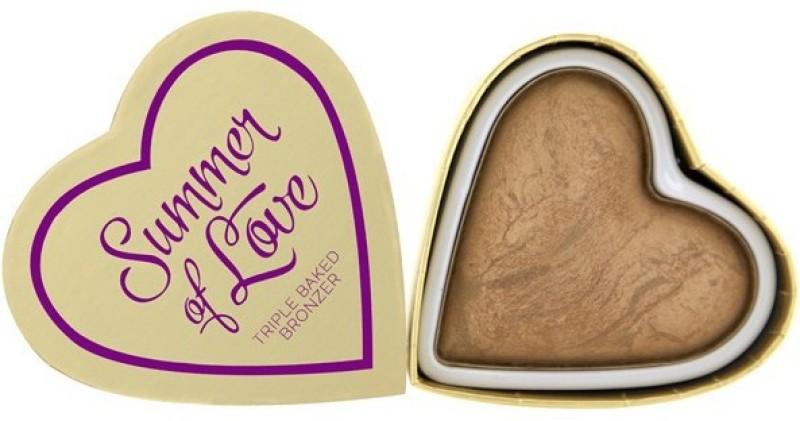 Makeup Revolution London Blushing Heart(Summer of Love)