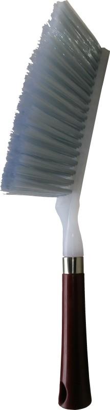 Samrah Plastic Wet and Dry Brush(White, Maroon, Pack of 1)