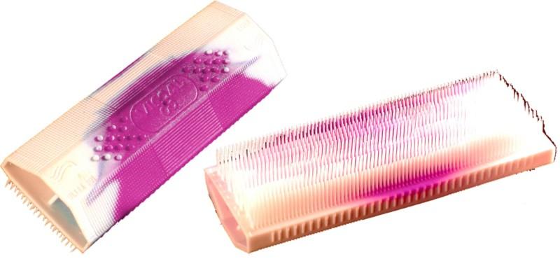 Vimal Lehar MTB Plastic Wet Brush(Multicolor, Pack of 1)