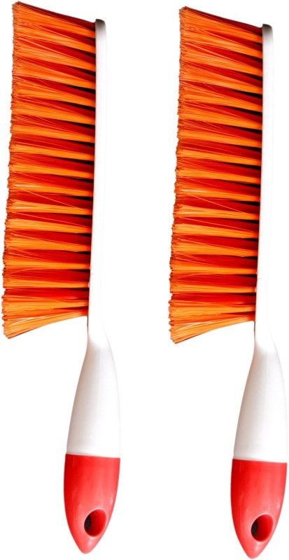 FlyyyHigh Plastic Wet and Dry Brush(Multicolor, Pack of 2)