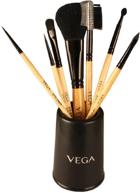 Vega Set of Make-up Brush(Pack of 7)