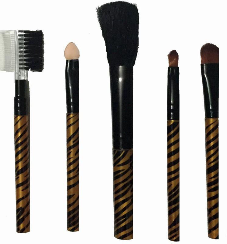 Luv-Li Professionel Makeup Brush Set(Pack of 5)
