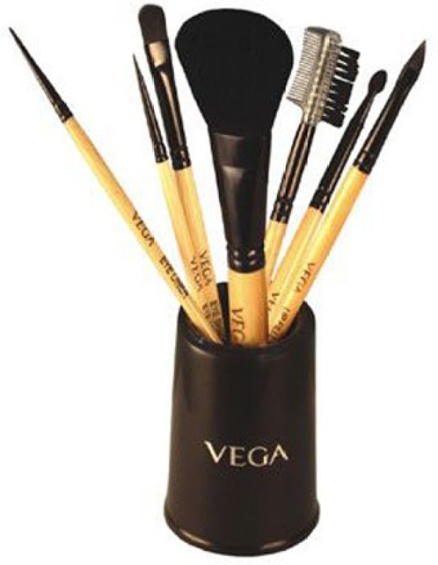 Vega Make-Up Set of Brush-Evs-07(Pack of 7)
