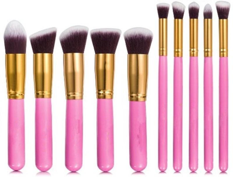 Rose Foundation Brush(Pack of 10)
