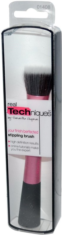 Real Techniques Stippling Brush(Pack of 1)