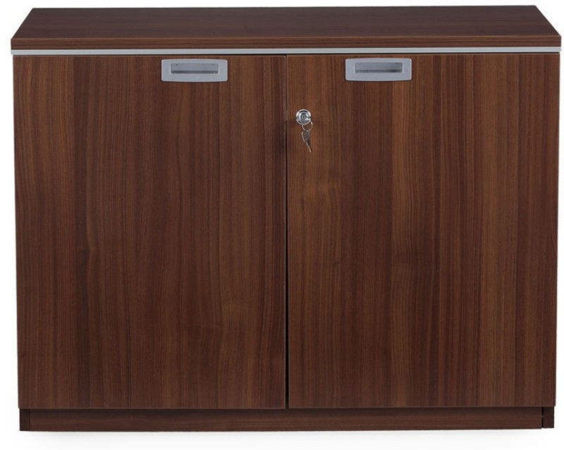Nilkamal Prime Engineered Wood Free Standing Chest of Drawers(Finish Color - Brown)
