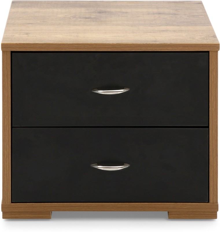 Evok Texas Engineered Wood Chest of Drawers(Finish Color - Brown)