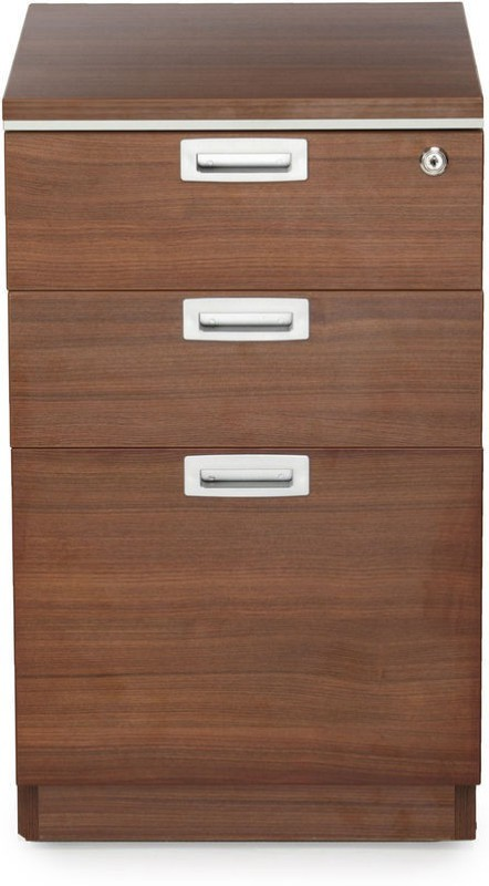 Nilkamal Accent Engineered Wood Free Standing Chest of Drawers(Finish Color - Brown)