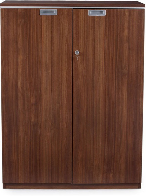 Nilkamal Prime Storage Engineered Wood Free Standing Chest of Drawers(Finish Color - Brown)