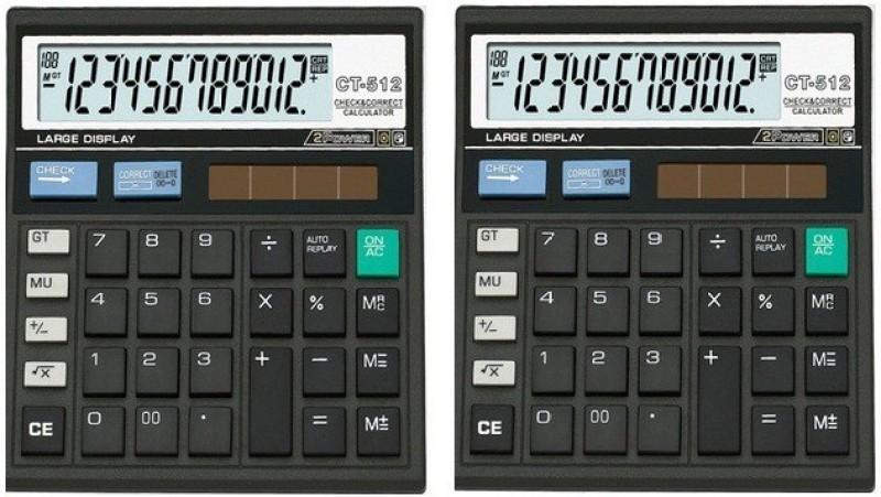 CT-512 CT512 Basic  Calculator(12 Digit)
