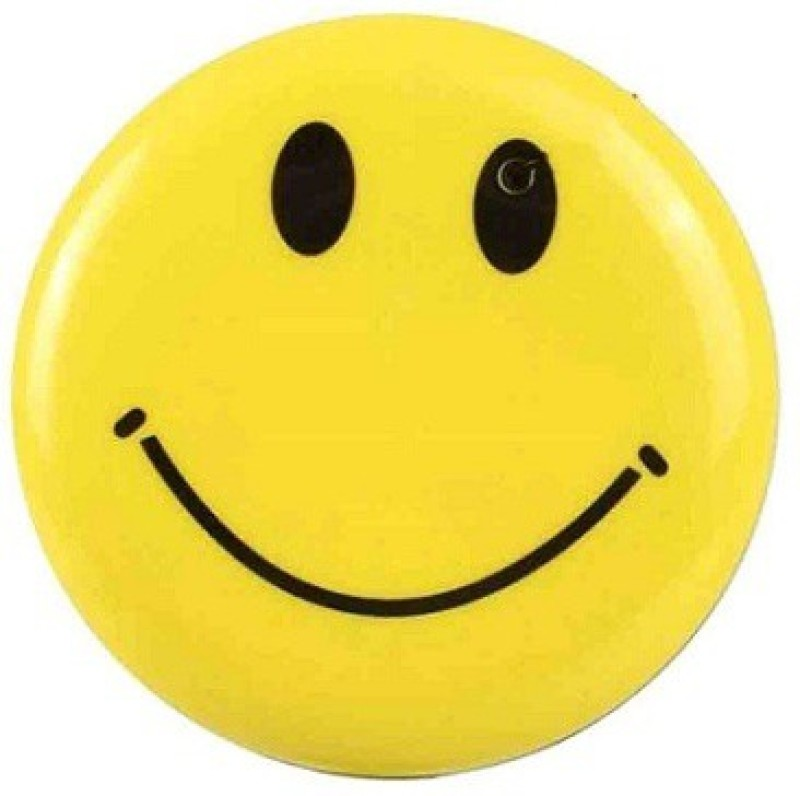 Autosity Detective Survilliance Yellow Smile Booch HD Spy Camera Product Camcorder(Yellow) image