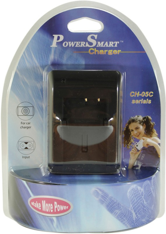 Power Smart Quick Charger for NP FM50 Camera Battery Charger