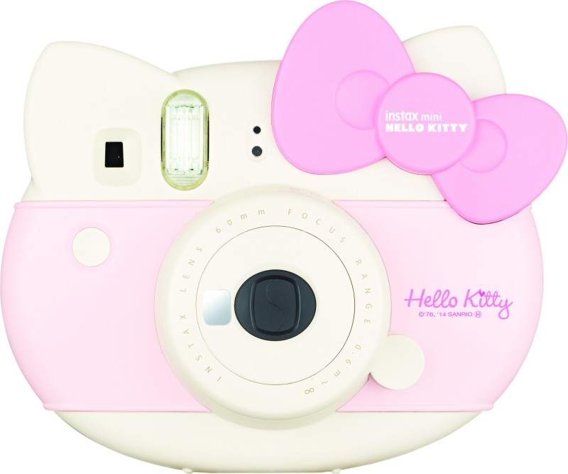 Fujifilm Hello Kitty Mini Instant Camera (Pink)(Pink) image