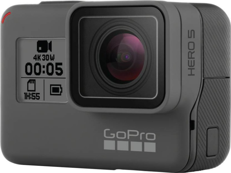 GoPro HERO 5 Sports & Action Camera(Black)