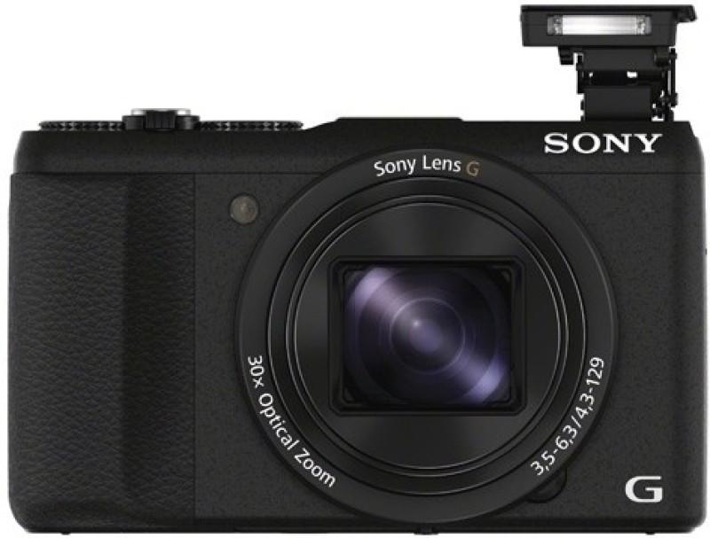 Sony DSC-HX60V Point & Shoot Camera(Black) image