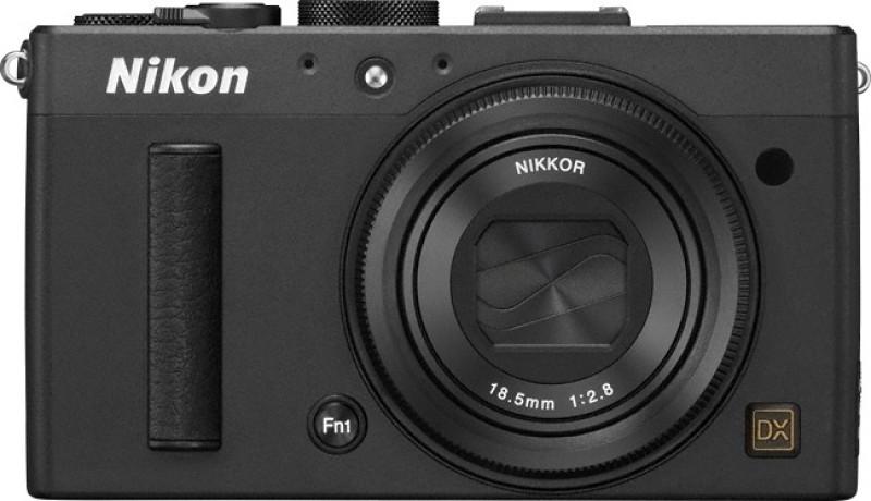 Nikon A Advanced Point & Shoot Camera(Black) image