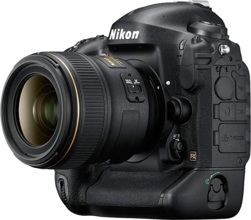 Nikon D4S DSLR Camera (Body only)(Black) image