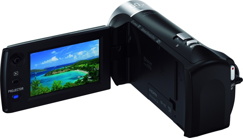 Sony HDR-PJ410 Camcorder Camera(Black) image