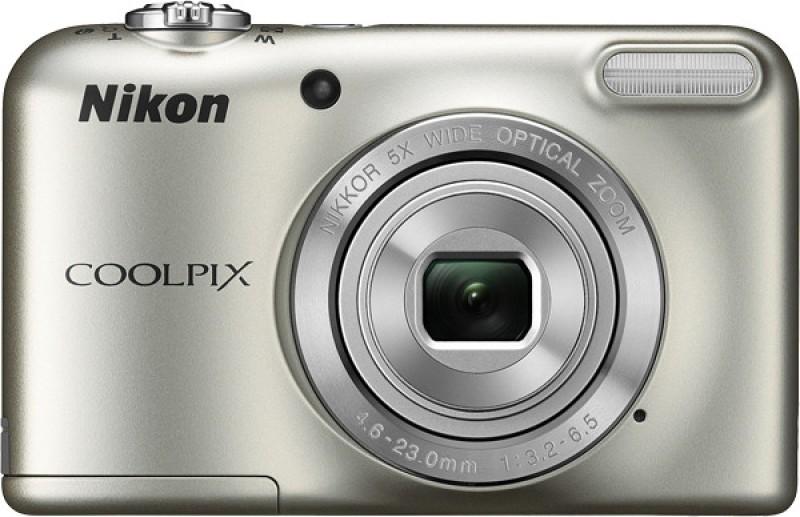 Nikon L29 Point & Shoot Camera(Silver) image
