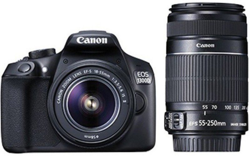 Canon 1300D DSLR - Limited stocks - cameras_and_accessories