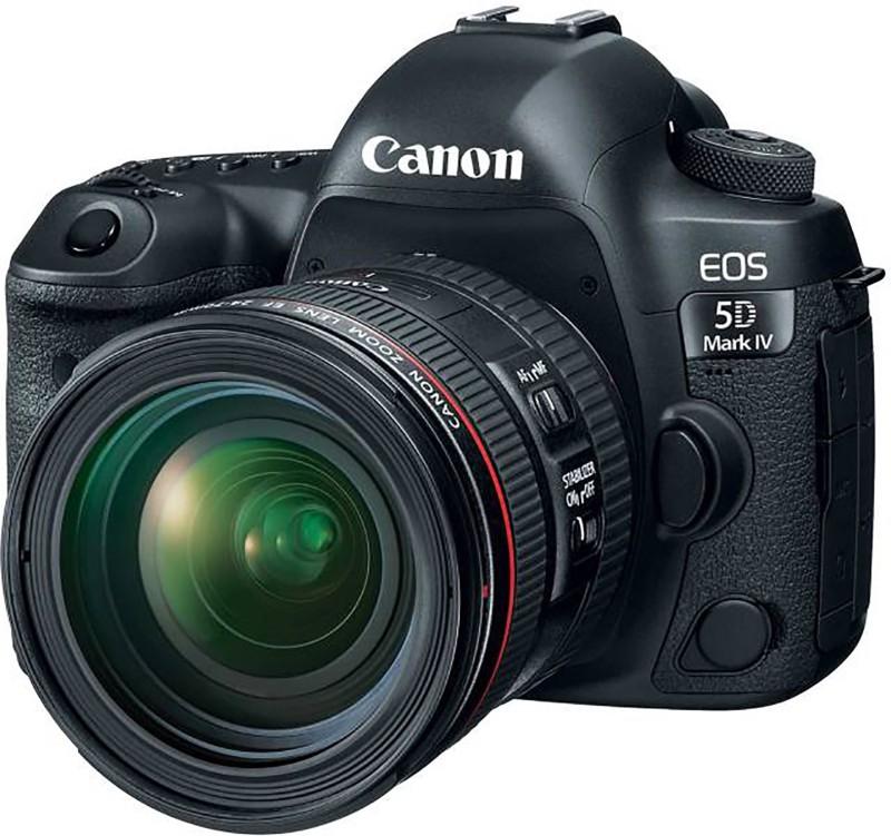 Canon DSLR Camera 24-70mm(Black)