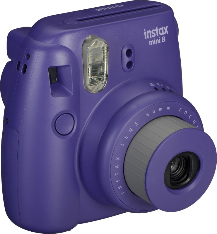 Fujifilm Instax Mini 8 Instant Camera(Grape) image