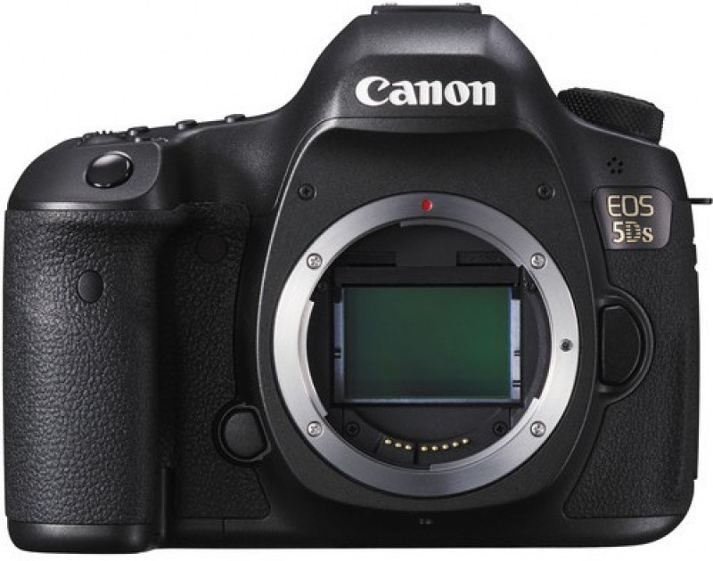 Canon EOS 5DS Body DSLR Camera (Body only)(Black) image