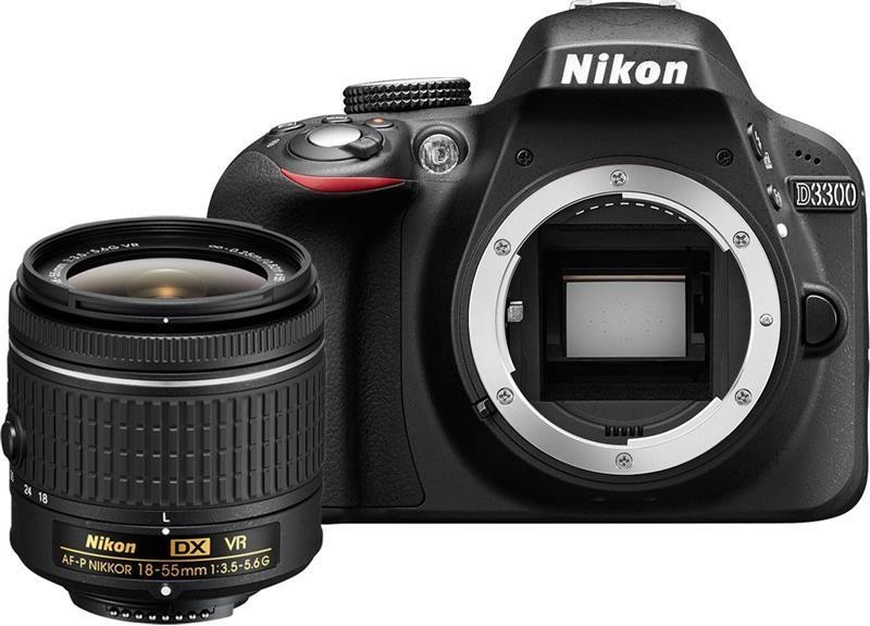 Nikon D3300 Camera - Just ?31,499 - cameras_and_accessories