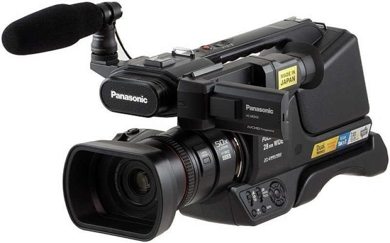 Panasonic HC-MDH2M(High Definition Video Camera) High Definition Video Camera(Black) HC-MDH2M(High Definition Video Camera)