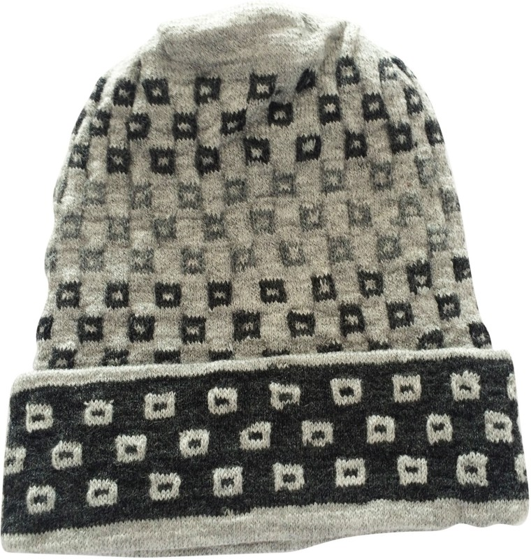 Uncle Benit Skull Knitted Cap
